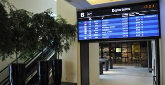 hospitality flights